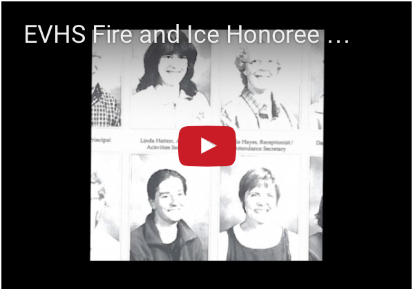 Linda Hatton and Gail Eaton honored at Fire and Ice Gala