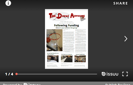 The Devils' Advocate - Issue 2