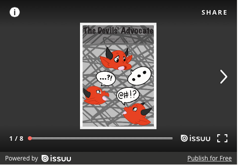 The Devils' Advocate – Issue 3