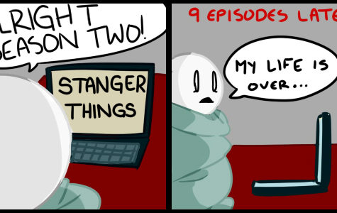 Thoughts on Binge-watching