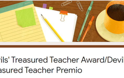 An Award to Recognize Our Teachers