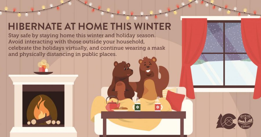 The Colorado Department of Public Health & Environment has a list of recommendations and suggestions for how to celebrate the winter holidays safely this year given the pandemic.
