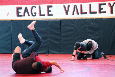 Return to the mat
