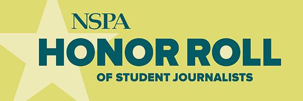 2021 NSPA Journalism Honor Roll named
