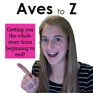 Aves to Z: Running from the problem