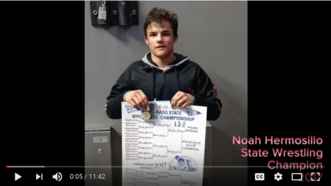 Championship Special – Noah Hermosillo