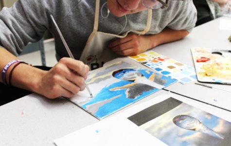 An Hour in AP Studio Art