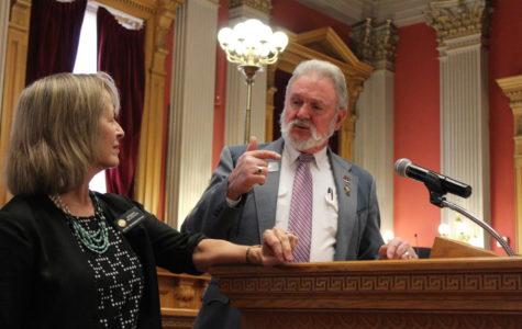 Legislators respond to student concerns for mental health at Capitol Hill Press Conference