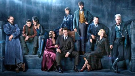 Fantastic Beasts and Where to Find Them: The Crimes of Grindelwald- Harry Potter