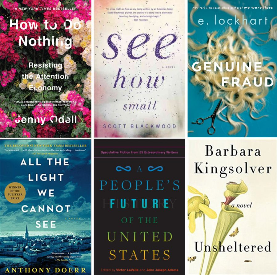 7 Quarantine Book Recommendations From Your Resident Bibliophile