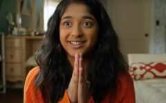 Devi prays to the Gods for a good sophomore year. And a boyfriend.