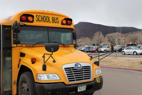 Three bus routes taken by Eagle Valley students were cancelled on Thursday as drivers got their COVID-19 vaccinations.
