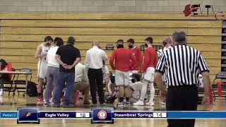 Boys Basketball loses to Steamboat Springs