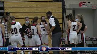 Girls Basketballs defeats Steamboat Springs