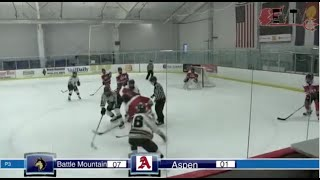 Huskies Ice Hockey dominates Aspen