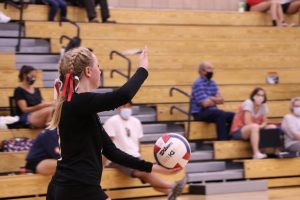 JV and Varsity Girls Volleyball defeat Glenwood